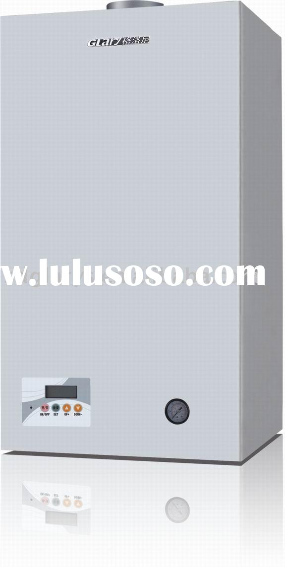 digital control  gas water heater
