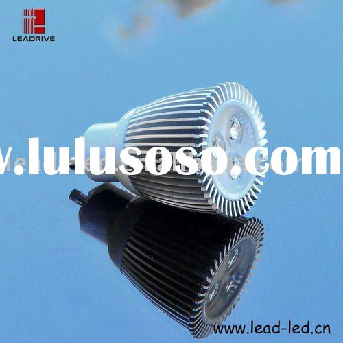 dimmable GU10  6W led bulb
