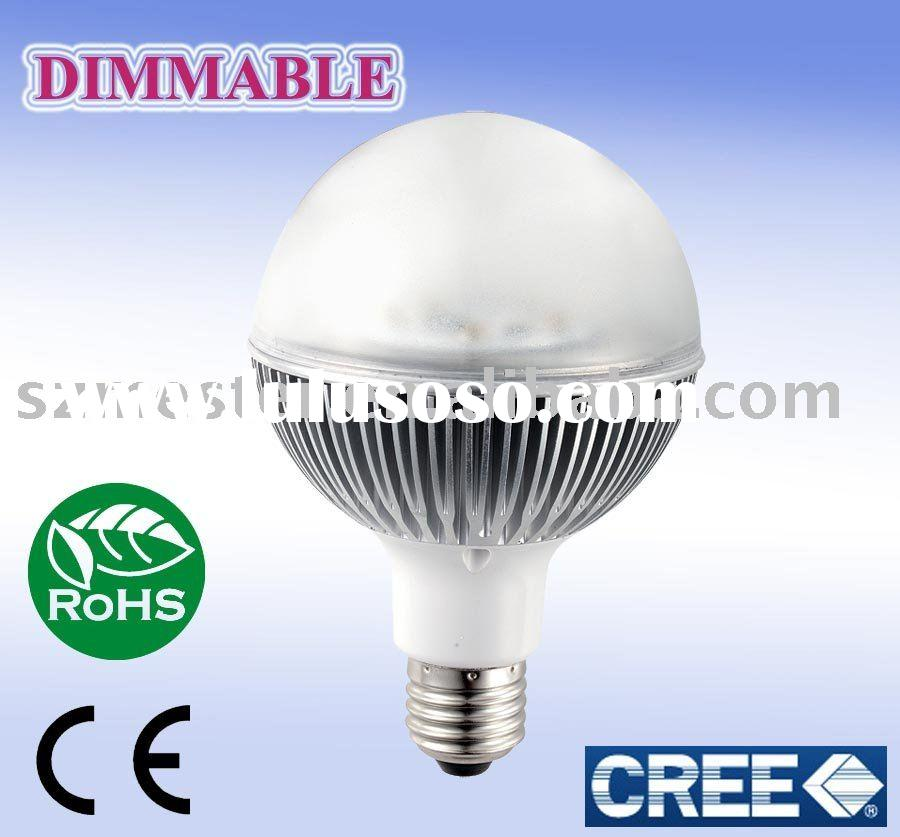 dimmable LED GLOBAL BULB