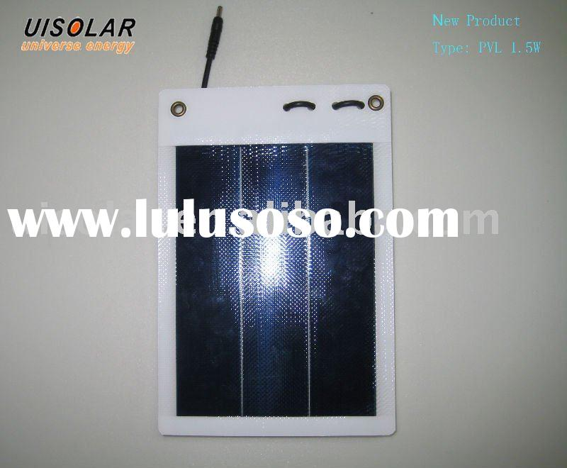 flexible solar panel 1.5W(New product)