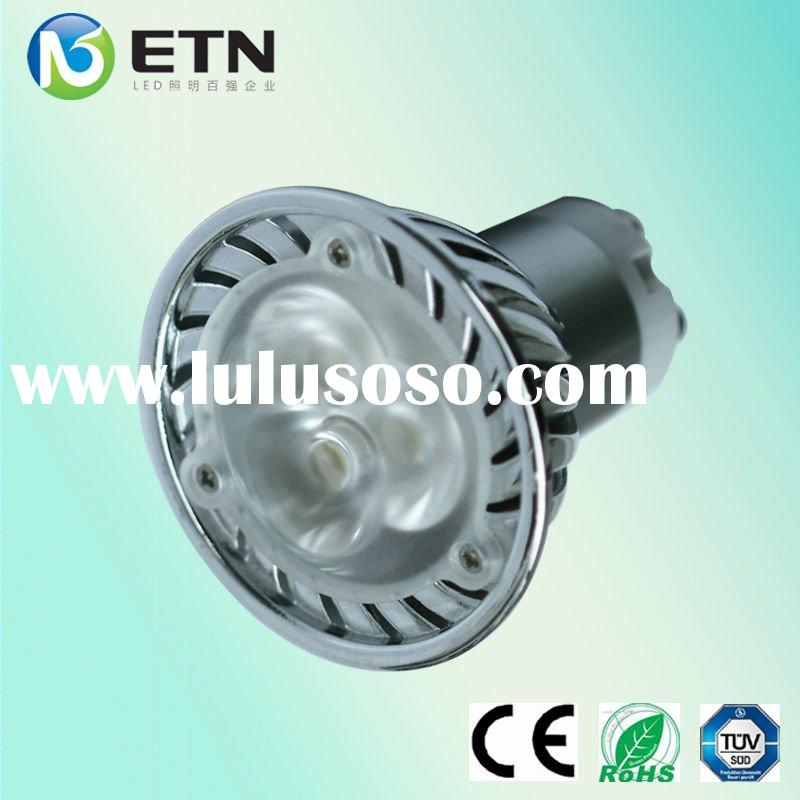 high power 3w gu10 LED bulb &spotlight