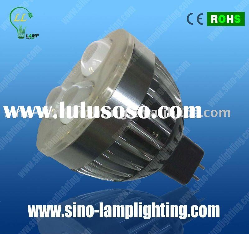 high power LED Spot Light MR16 9W CE&ROHS 50000H lifespan