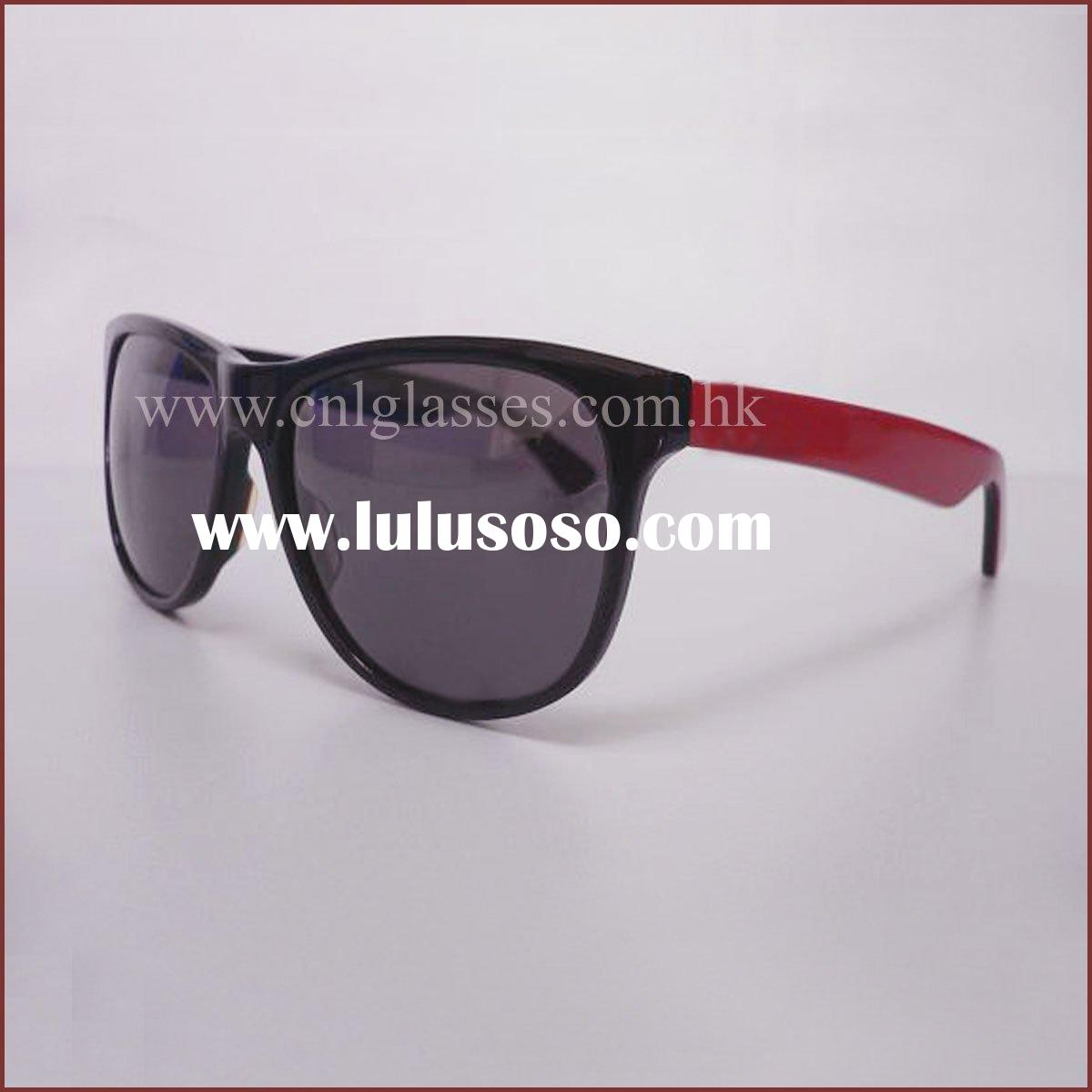 hot selling acetate top quality women sunglasses with CR39 lens