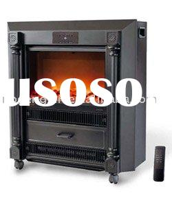 small electric fireplace