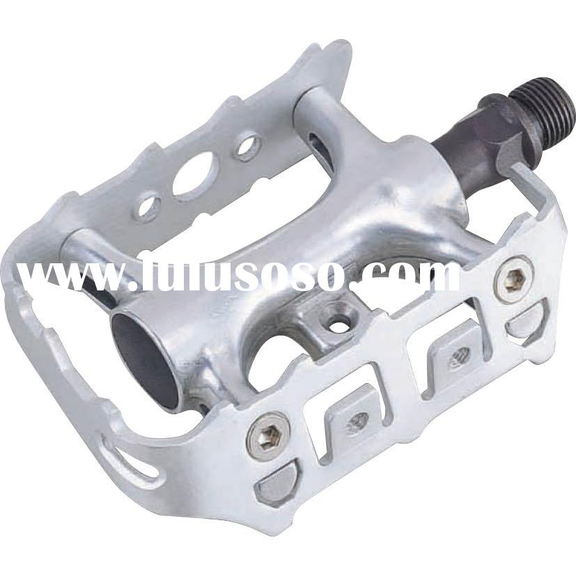 wellgo bicycle parts/ pedal FOR MTB{QBS  /  Toe Clip Mountable} LU-216