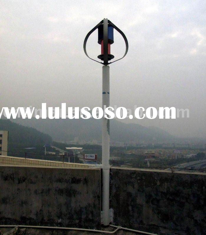 1KW Vertical-Axis Magnetic Levitation wind power generator