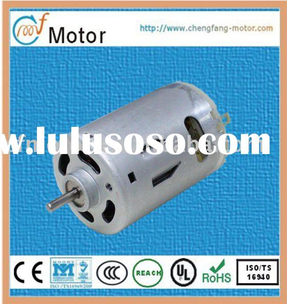 9v dc motor RS-380SH-3750R used for printer