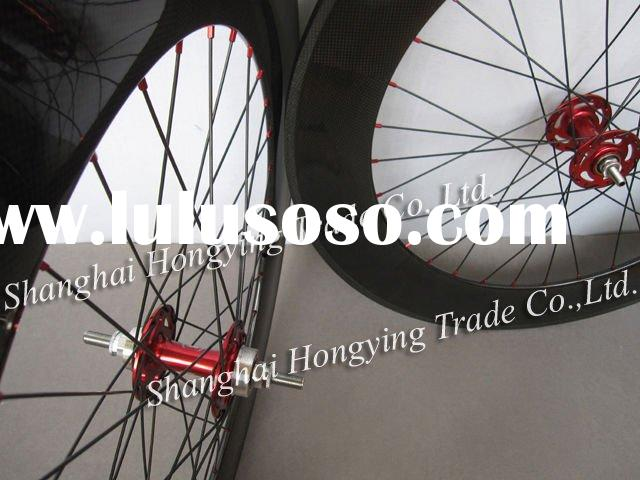 Carbon Bicycle parts