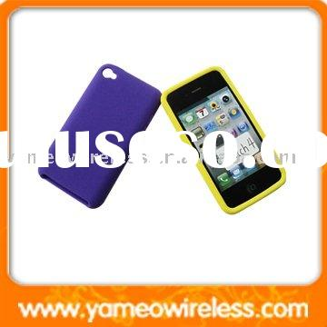 Electronics Accessories MP4 Player Silicone Case For Apple Touch 4