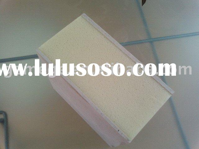 Fiberglass sandwich panel (insulation core)
