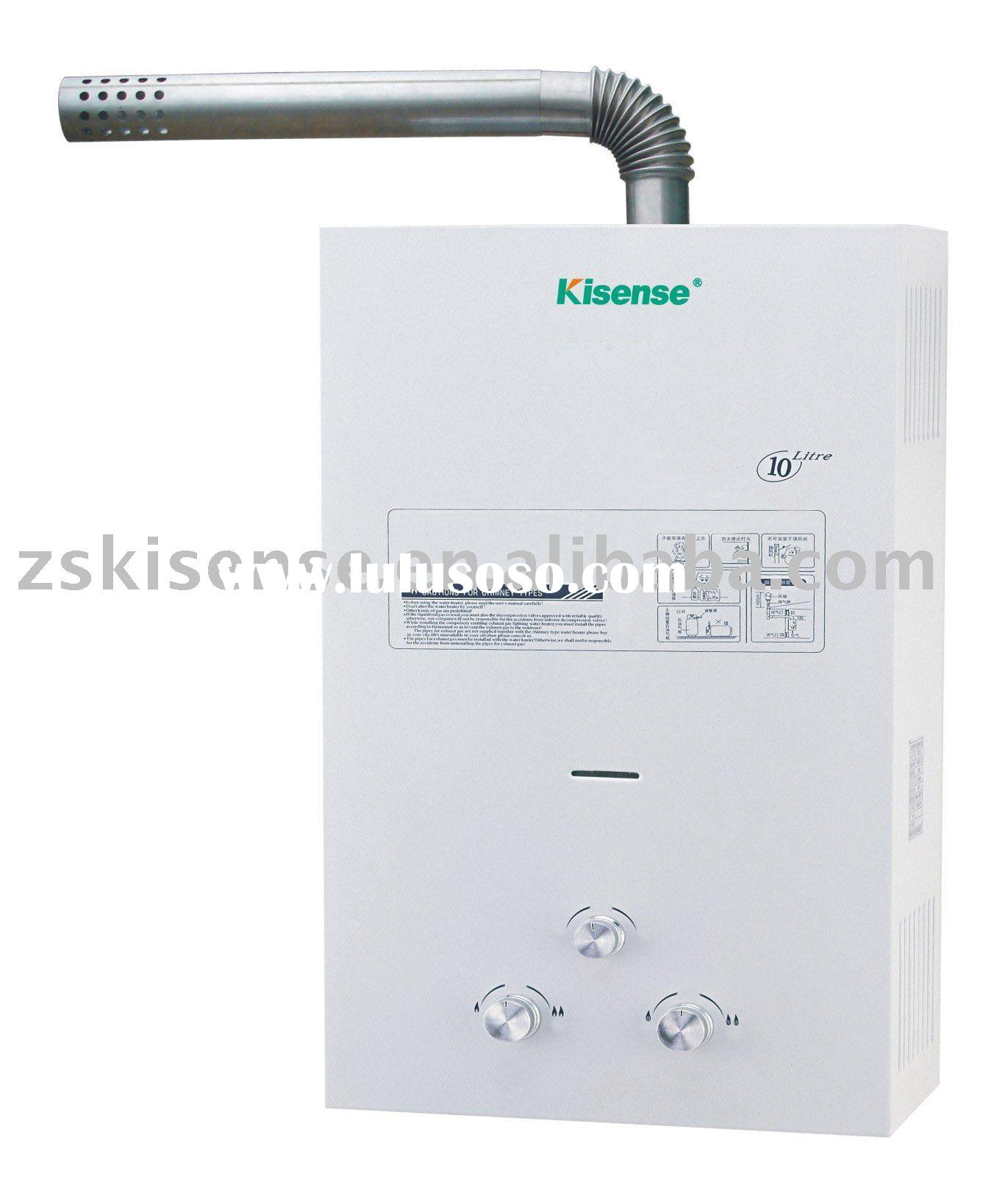 Force type instantaneous gas water heater  JSQ12-24