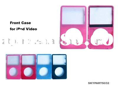 Front Color Case For iPod Video
