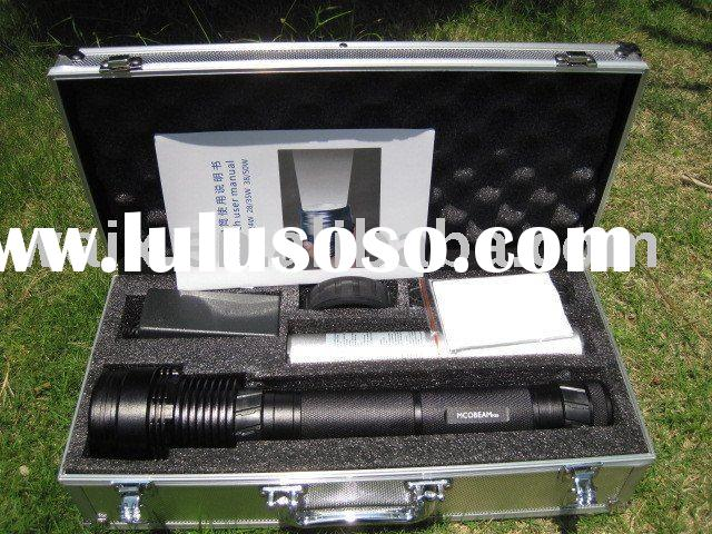 HID police flashlights torches, 35w