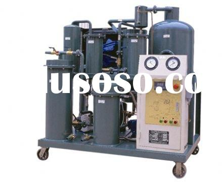 Industrial lubricants filtration equipment