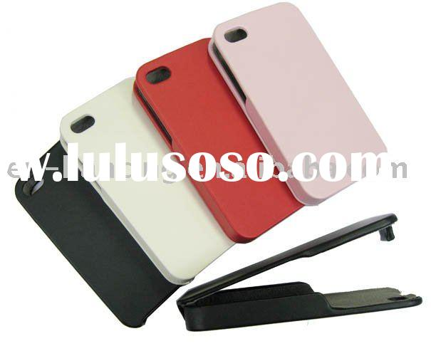 Leather case for iPhone 4,accessories for iPhone 4G