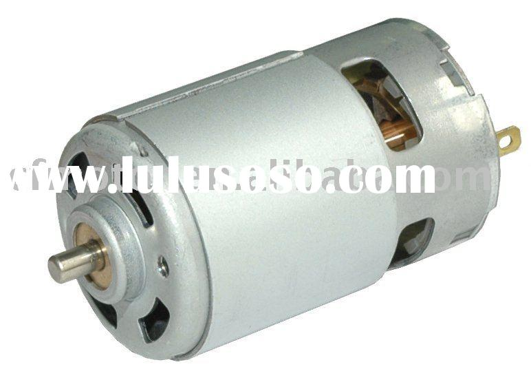 Motor for water pump RS-770SHF,high power dc motor,mini electric motor