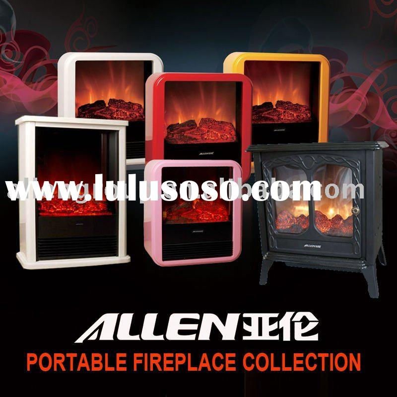 Portable Electric Fireplace Collection