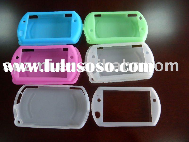 Silicone Case Skin Cover for PSP GO Console