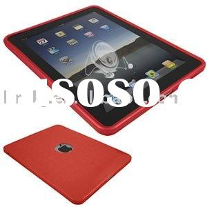 Silicone rubber protector case for Apple iPod