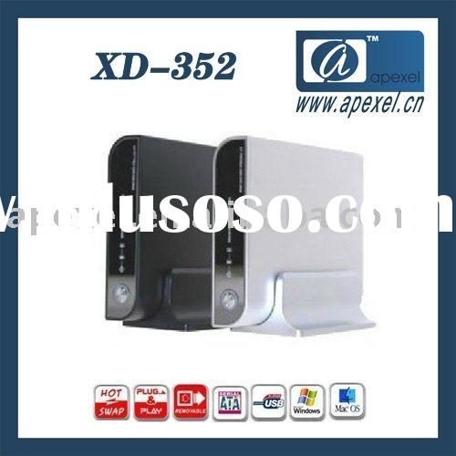 "XD-352NAS  3.5"" NAS hdd enclosure/hdd case/hard disk enclosure"