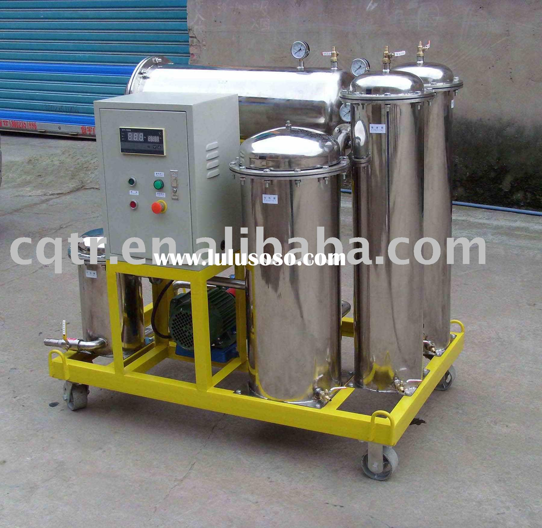 ZJD lubricant oil purification