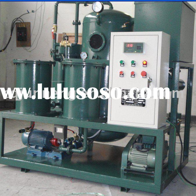 china lubricant oil purifier