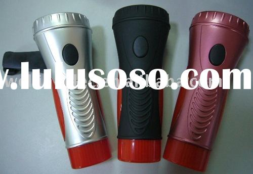 dynamo torch,dynamo flashlight, led dynamo torch ZL068
