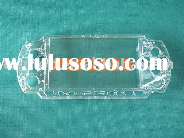 game accessories Protector Cover Crystal Clear Plastic Case for PSP2000 GAME050