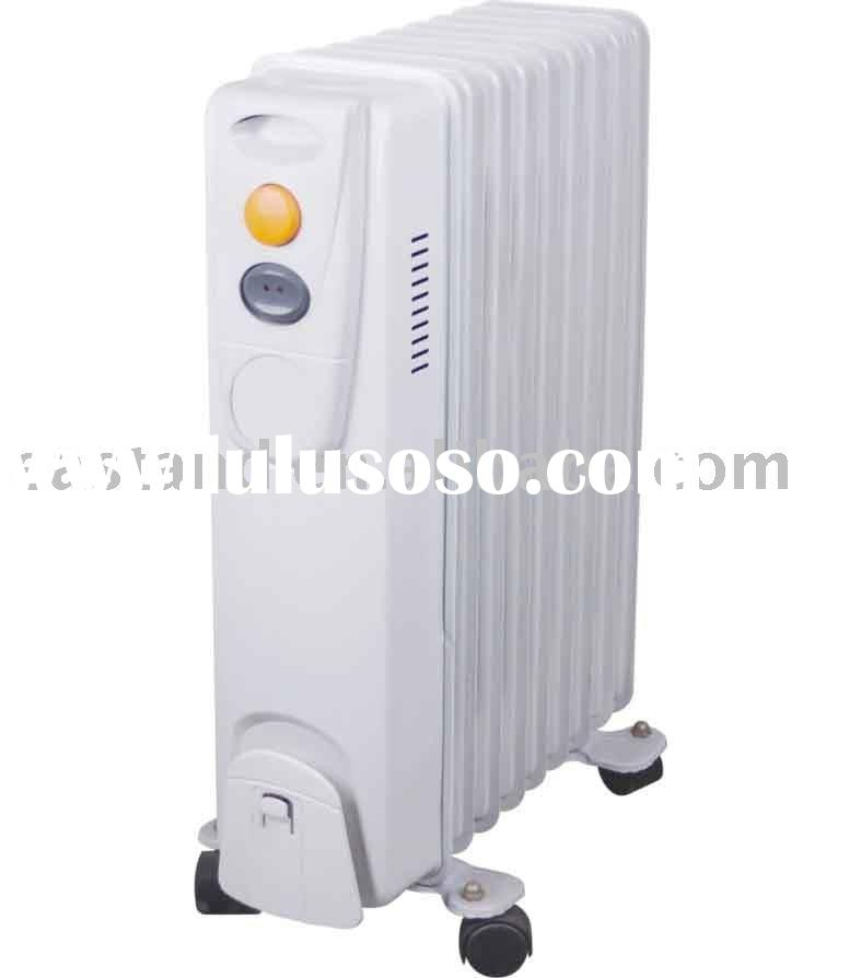oil filled radiator/panel convector heater/circulating convection type electric heater