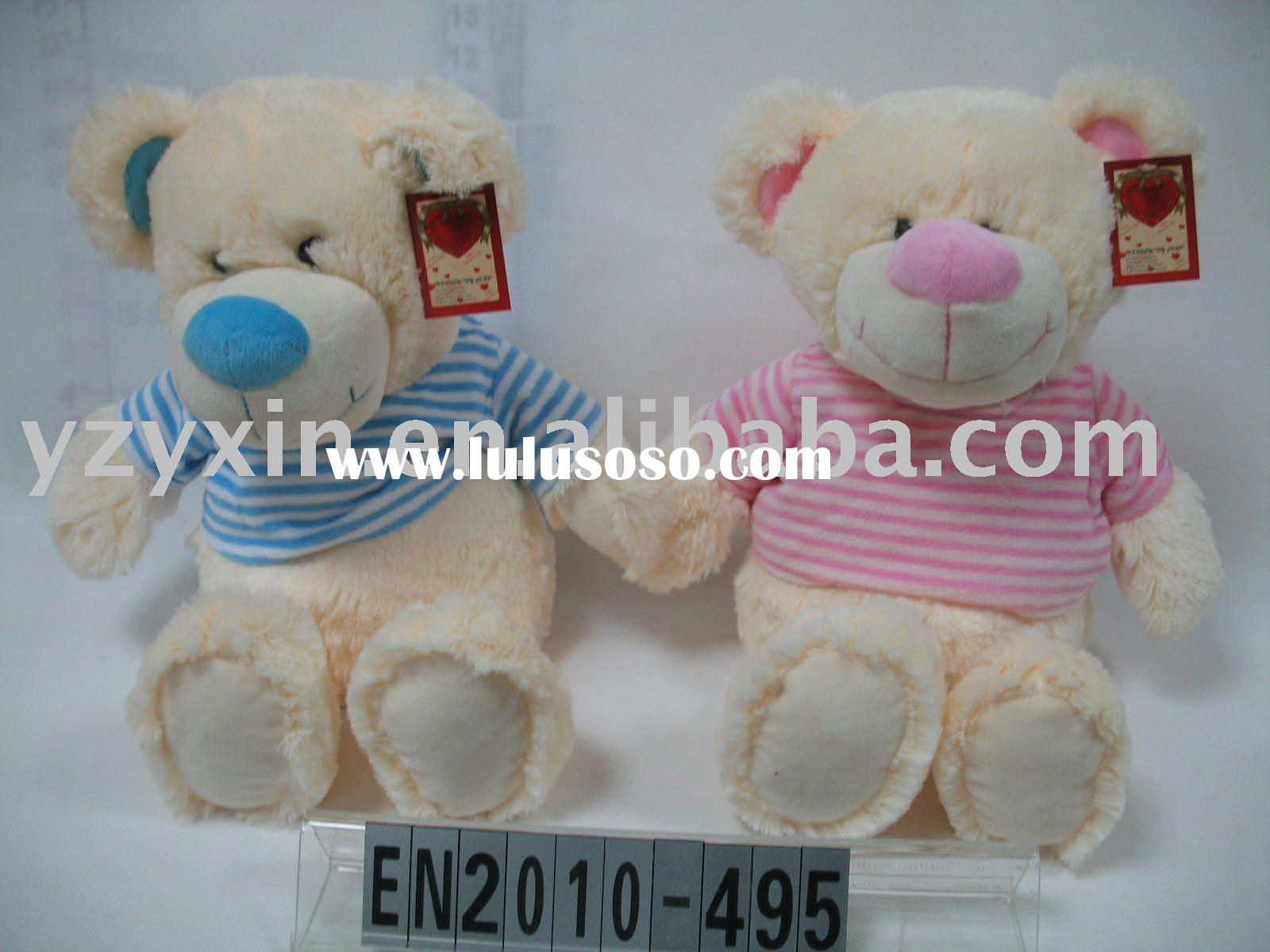 2011 CUTE BEAR TEDDY BEAR