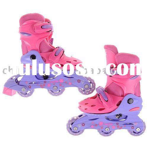 2 in 1 fashion kids roller skate shoes rolling shoes sports shoes