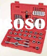 40pcs Alloy Steel Tap and Die Set