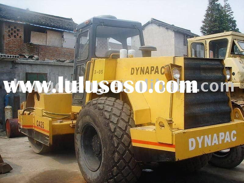 DYNAPAC CA25D , used roller
