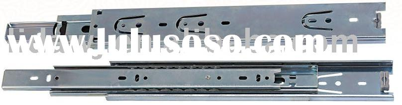 Drawer Slide,Ball bearing, Full extension three fold slide L1044