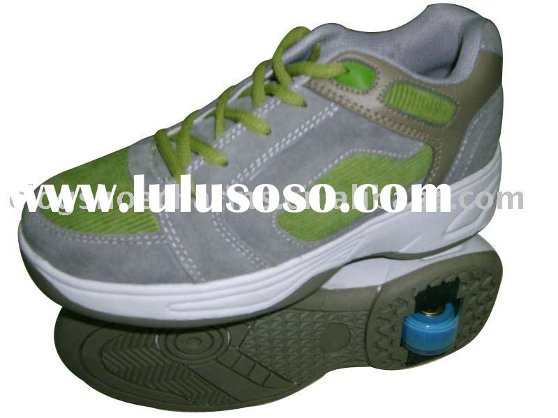 Flying shoes | heelys roller shoes | single roller shoes
