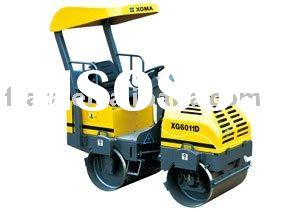 HOT Sale Small double drum Road Roller HT6011D