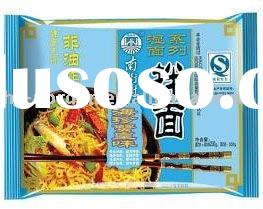 Mixed noodles- seafood flavor