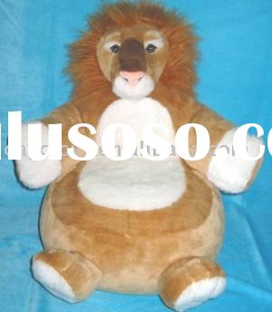 Plush Animal Sofa, Plush Lion Chair