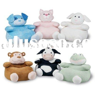 Plush Sofa for Children/Plush Animal Chair/Plush Baby Chair