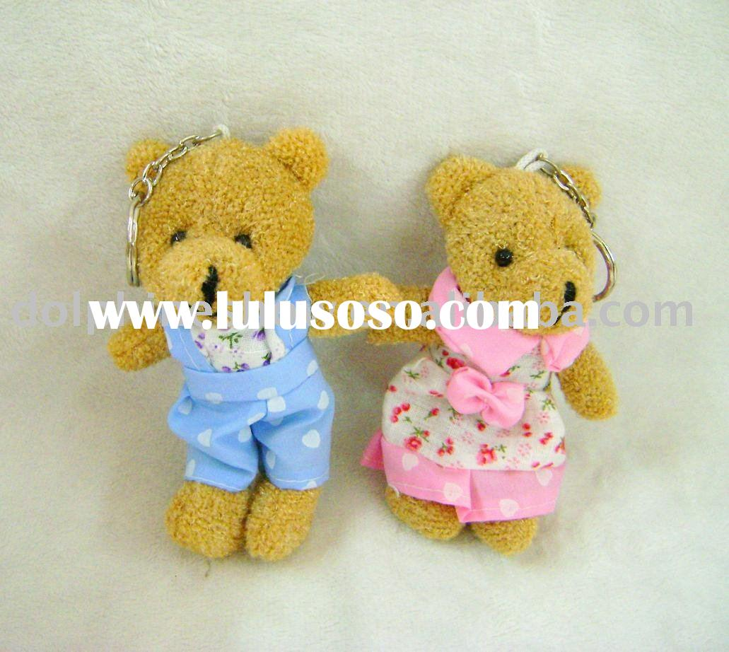 Plush keychain ( teddy bear)