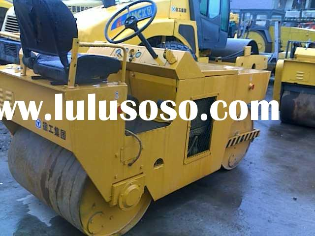 Road roller , used small road roller , used mini road roller XCMG 4ton