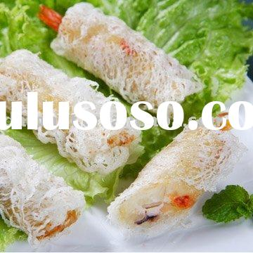 Shrimp Tail Spring Roll