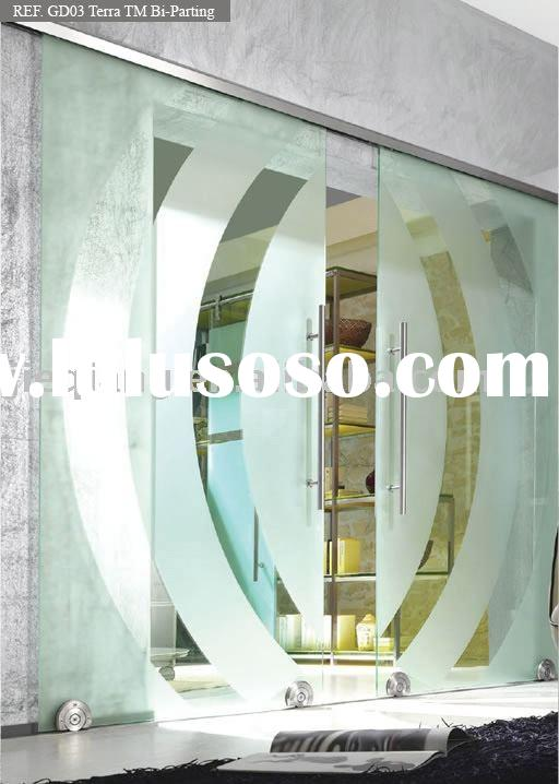 Sliding Glass Door,Pocket Door,Bottom Door Roller
