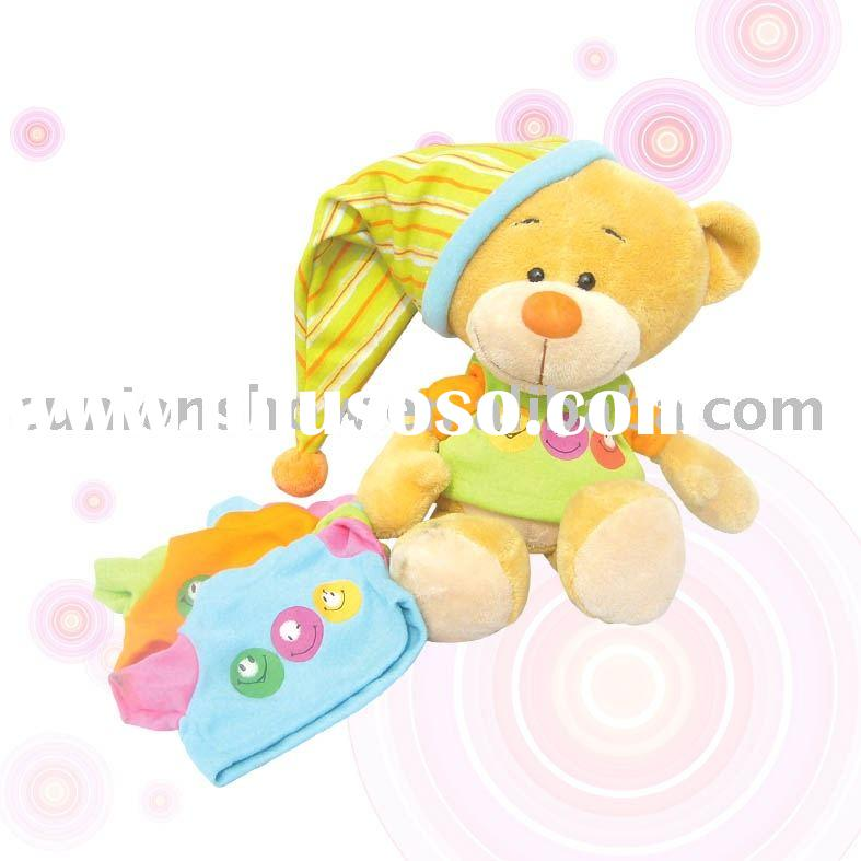 Stuffed toy-teddy bear(stuffed bear,lovely bear,manufacturer)