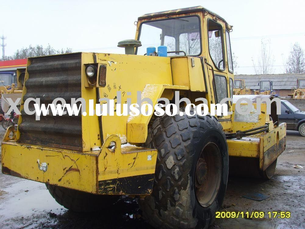 USED  ROAD ROLLER DYNAPAC VB CA301D
