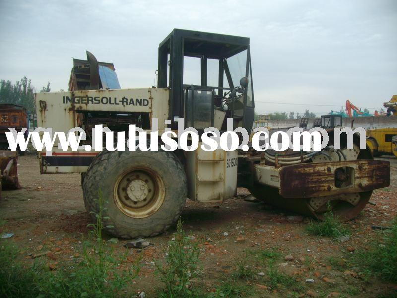 USED  ROAD ROLLER INGERSOL-RAND SD150D
