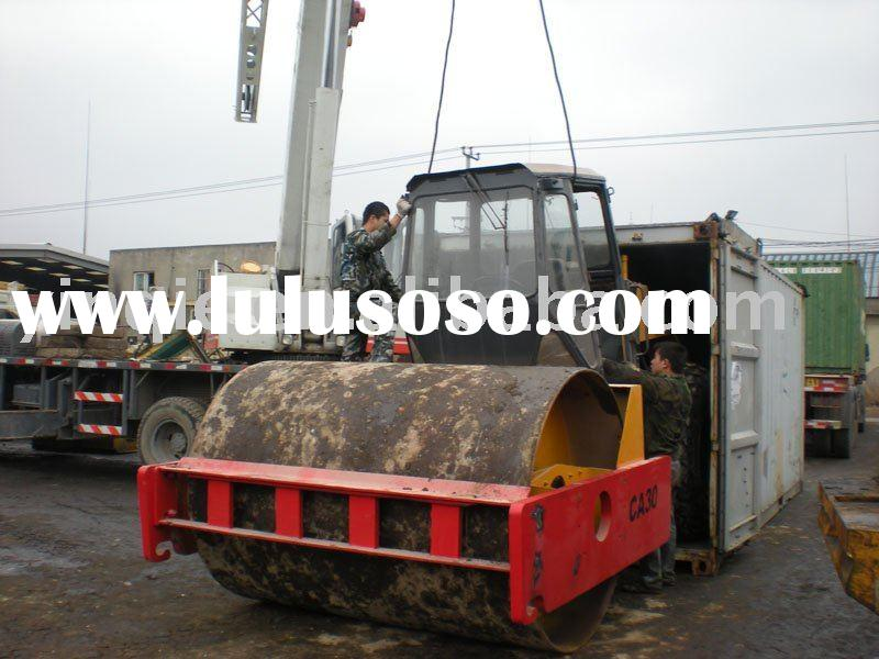 Used Road Roller Dynapac CA30D,CA 30PD