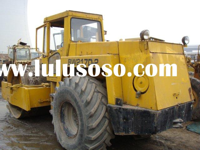 Used compactor , used road roller , used Bomag road roller
