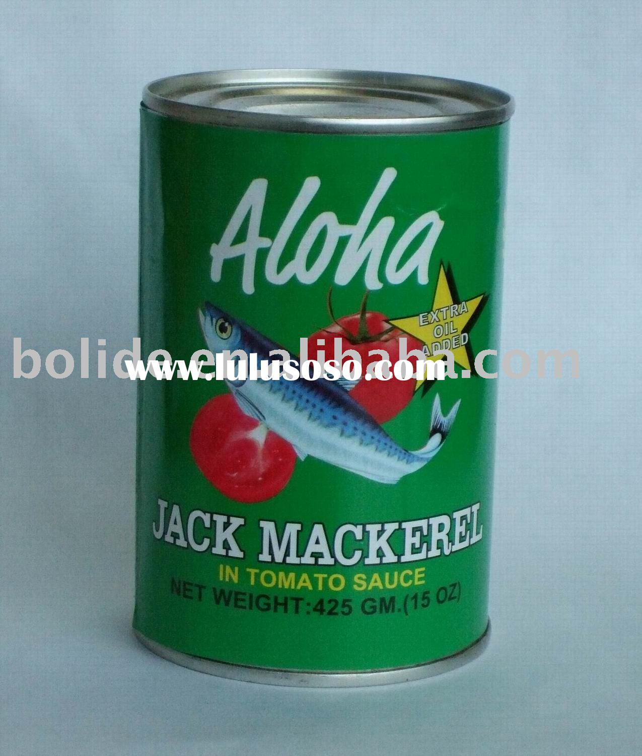 canned fish seafood