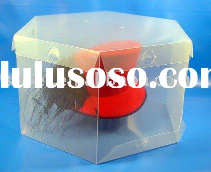 clear hat boxes ,hat storage boxes ,hat boxes